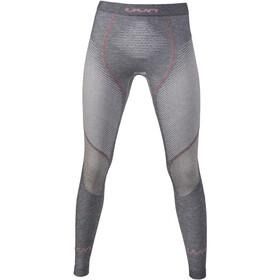 UYN Ambityon Melange UW Pantaloni lunghi Donna, grey melange/nude/salmon